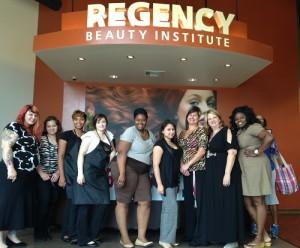 regency beauty school