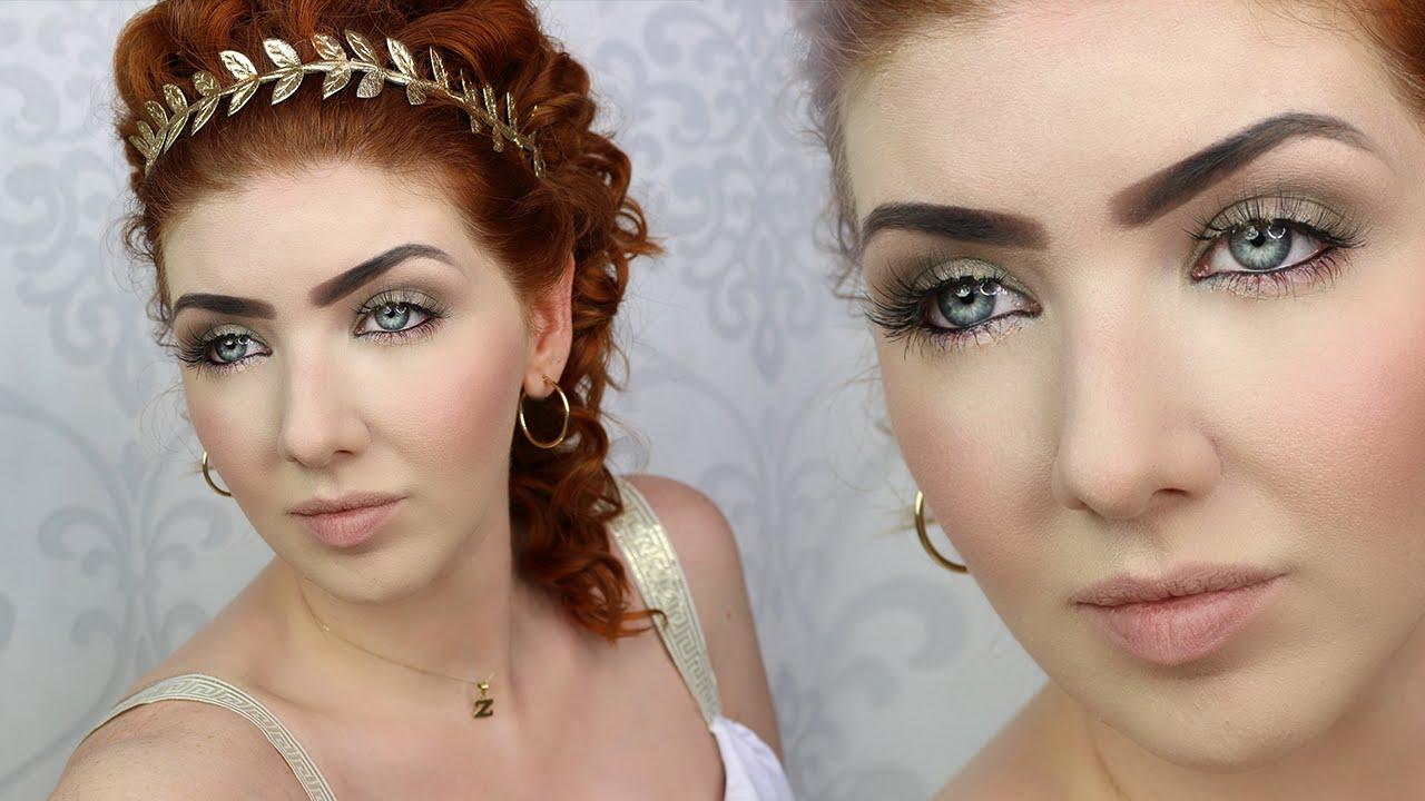 Roman Ruler makeup