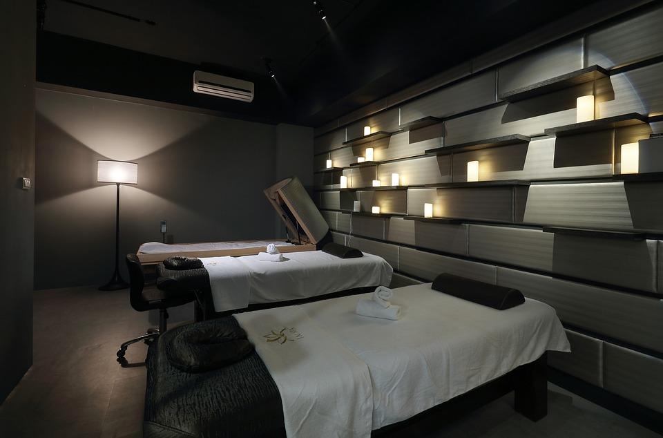 Cosmetology room